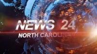 AE模板-科技感地球新闻24小时财经政治娱乐全套栏目包装