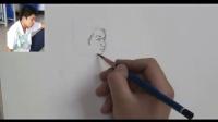 人物脸部绘画教程 3到6岁宝宝学画画视频