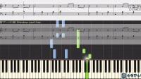 花容, 妖精的旋律 (鋼琴教學) Synthesia