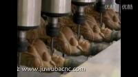 圆柱雕刻机-三维立体圆柱雕刻机厂家直销