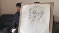 儿童绘画视频 铅笔画漫画人物女孩教程