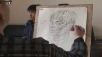 绘画教程视频动漫美女 简笔画基础线条练习图片