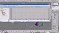 动画主界面轨迹视图(track view)简介及项目与关键点 3dsmax_动画基础 全26课-理想视频教程网