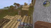 【白菜Minecraft】娱乐向解说多人跑酷 云顶之巅(下集)                                              借籽岷