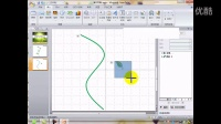 ppt线条路径动画制作教程利用PPT制作植物生长效果ppt参考线