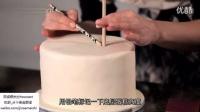 05 翻糖蛋糕的支撑与组装--婚礼翻糖蛋糕