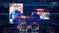 AE模板  高科技数字点线科技电视栏目包装企业专题宣传片必备模板
