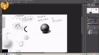 名动漫基础课程精选4-没有颜色的世界 原画设计教程 CG插画教程
