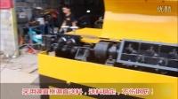 嘉威机械 第六代全自动双弯头钢筋调直弯钩机 厂家直销 钢筋调直弯箍机