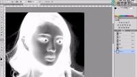 [PS]Photoshop 平面软件 PS 平面设计基础 黑色发丝抠图