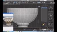 泰山翰林雕刻培训基地 ZBrush-圆雕模型-荷花花盆