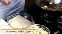 红油 芝麻酱 酥黄豆 红糖水 姜蒜水 芝麻碎 _标清