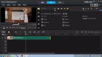 会声会影使用教程24.视频素材的选项面板