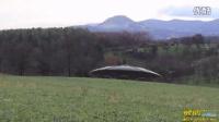 2013年12月6日德国巴登-符登堡邦UFO降落视频