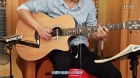 《悲歌和海阔天空》朱丽叶吉他x620和x520试听指弹吉他独奏吉他弹唱