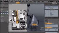 MODO与Maya动画镜头中的模型UVs运用技巧视频教程