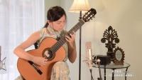 著名青年女演奏家王楚婷演奏梦中的森林莱德里奥LC-80C