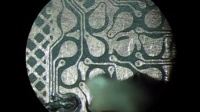 PC-3000 Flash恢复 TF卡飞线焊接视频教程 microSD 记忆卡的数据恢复