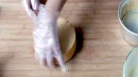 榴莲蓝莓免烤芝士蛋糕【天天烘焙】