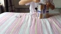 日本食玩之蜡笔小新的无尾熊小饼干(拆封快递)