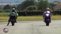 川崎H2R vs 卡丁优德娱乐 vs 隼 Vs S1000RR Vs 奔驰 AMG GTS