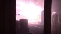 【火光冲天】天津滨海新区爆炸视频