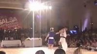 Ryu Vs Chun Li Salsa