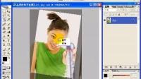 ps数码照片处理大全-实例2 裁切构图不佳照片