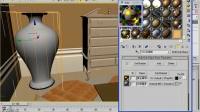 4灯具电 3d max室内设计教程 cad室内设计教程8