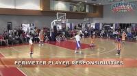 黄老湿教你打篮球---青少年篮球员怎么破解 2-3联防