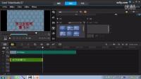 会声会影使用教程31.标题的动画与滤镜