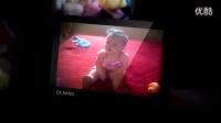 A0973 婴儿儿童生日电子相册视频照片展示AE模板