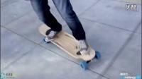 全新重力感应电动滑板Zboard 二代