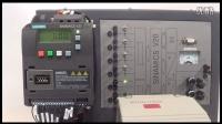 西门子变频器通过BOP面板实现V20连接宏Cn006-外部按钮控制