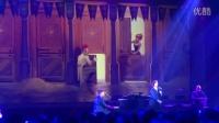Kristen Anderson-Lopez and Robert Lopez perform ~Love is an Open Door~ at D23 Ex