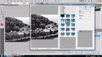 PS实用案例视频教程第8课 如何把照片转成水墨画