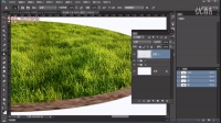 [PS]PS教程Photoshop教程PS自学PS培训PS案例PS美白PS海报制作教程生态自然园效果图