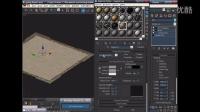 3dmax 客厅渲染及后期处理(四)【模型云】