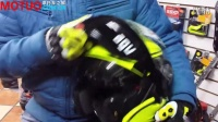 [摩托车之家]卡斯科AGV紧凑头盔Abatible LINEA2014-2015