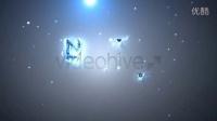 精美幻彩粒子logo演绎AE模板 企业 广告LOGO展示工作室片头AE特效