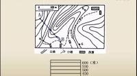 地形剖面图的绘制和应用
