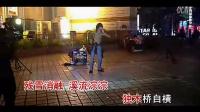 广州街头流浪歌手阿龙演绎 陈百强歌曲 偏偏喜欢你 演绎陈慧娴歌曲 图片