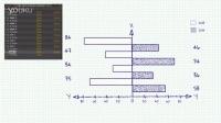 0032JM 手绘风格数据分析表AE模版