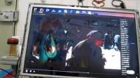 开始开机我的电脑 再测试淘宝买的2G内存上机测试蓝屏自动关机