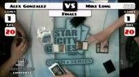 SCGLOUIS - 2011 - Standard - Finals - Mike Long vs Lex Gonzalez