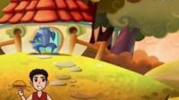 儿童童话故事:狼和七只小山羊