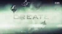 震撼大气电影预告宣传片展示AE模板