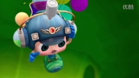 最全儿童动画片《昆塔·因为所以》全集01《气球为什么会飞上天》