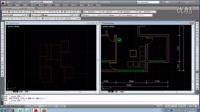 2014-09-12 AutoCAD建筑图中的图层使用和墙体绘制