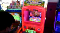 视频: 小小生枪手 儿童打枪机 投币射击游戏机 室内儿童游乐项目 大型电玩城游艺机
